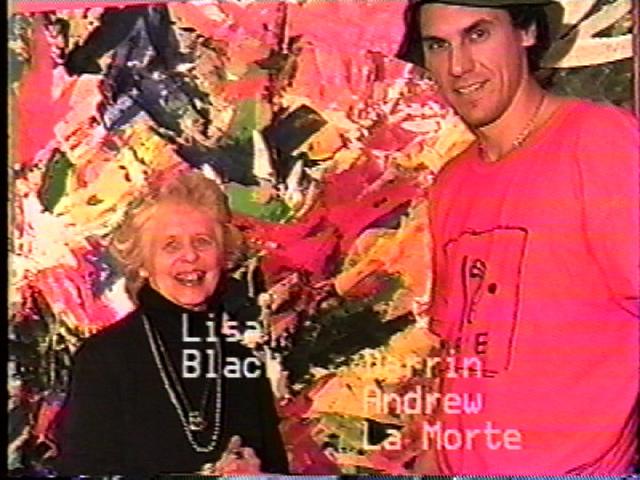 Eposide Lisa Black