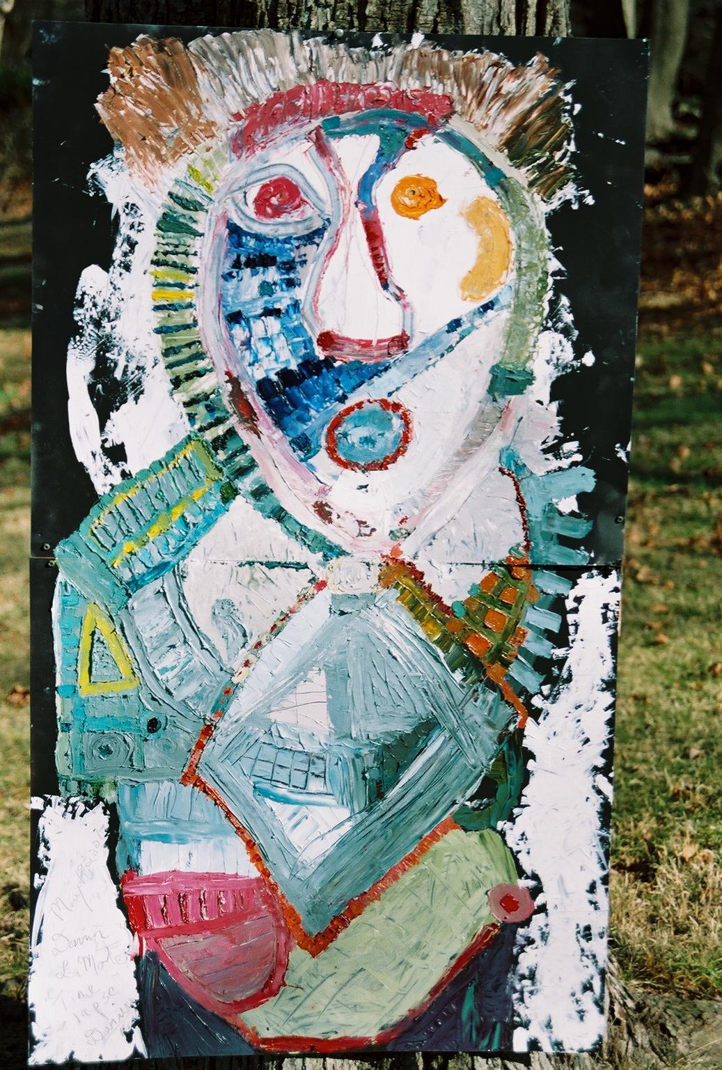 The Artist Showcase-Time-Lapse